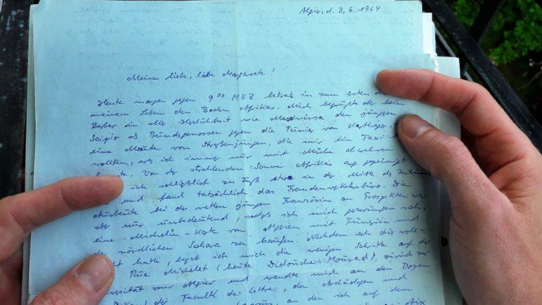 Briefe Nach Tunesien : Eine zeitreise in den orient der er jahre teil