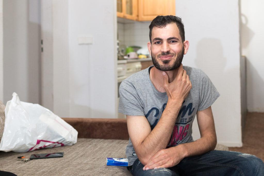 ich kann nicht nach syrien zur ck fl chtling magazin. Black Bedroom Furniture Sets. Home Design Ideas