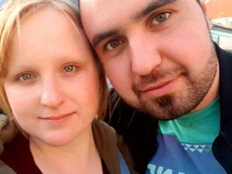 Nina und Aras sind glücklich, auch wenn die Beziehung nicht immer einfach ist. Foto: Nina Spranger