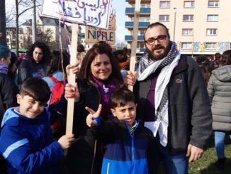 Alia Familie. Privat